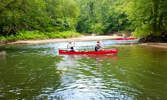 Canoe Rental in Spring Valley Township