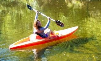 Single Kayak Rental in Spring Valley Township