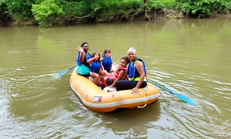 Small Raft Rental in Spring Valley Township