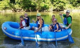 Large Inflatable Raft Rental in Spring Valley Township