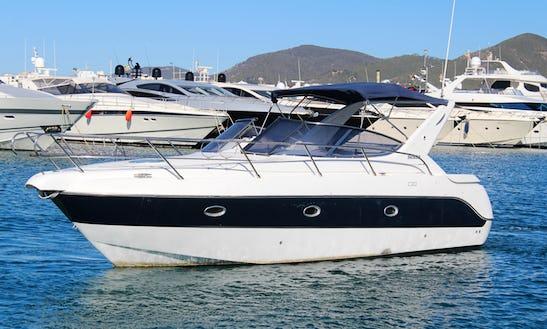 Sessa C30 Motor Yacht Charter In Eivissa