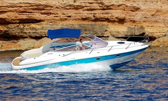 Sessa C32 Motor Yacht Charter In Eivissa