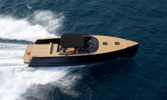 Black Van Dutch 40 Yacht Charter In Eivissa