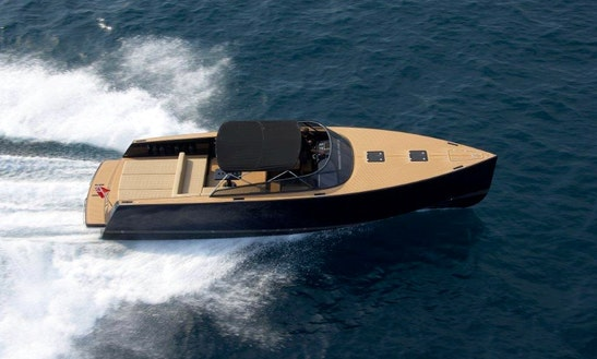 Black Van Dutch 40 Yacht Charter In Eivissa