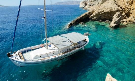 65' Sailing Mega Yacht