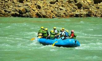 River Rafting for 6 People in Rishikesh, Uttarakhand