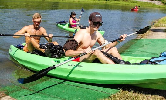 Tandem Kayak Rental In New Orleans