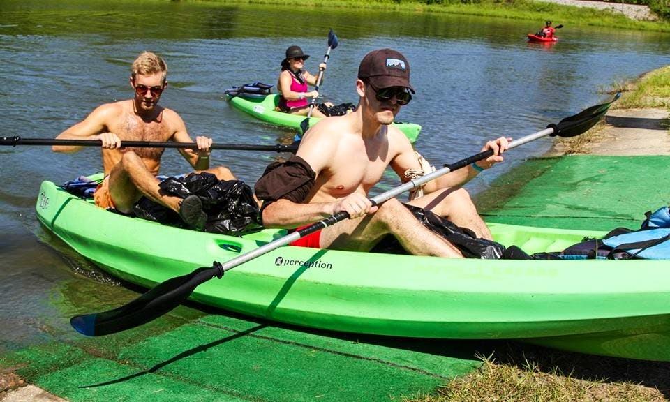 Tandem Kayak Rental In New Orleans