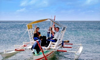 Diving Boat Tour in Siquijor