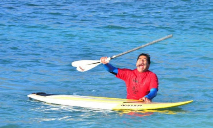 Paddleboard Rental & Lessons in Pichilemu
