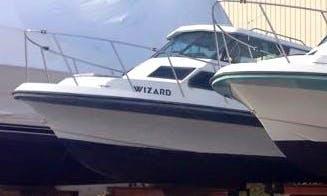 "30ft ""Wizard"" Sport Fishing Trips in Carroll Township, Ohio"