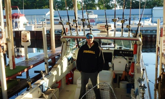 27' Sportcraft Fishing Charter In Saint Clair Shores