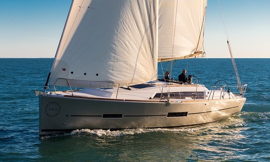Dufour 382 Sailing Monohull Charter In Portimão