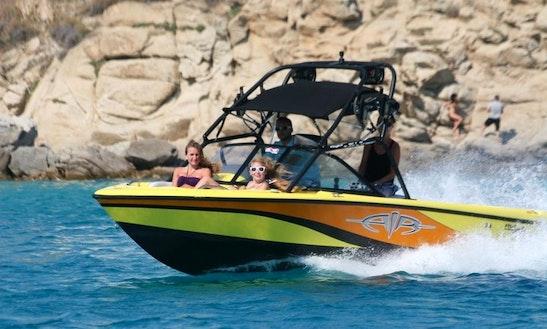 Aib Bowrider Trips & Beach Transfers In Mikonos