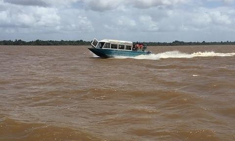 Pontoon Trips in Parika, Guyana