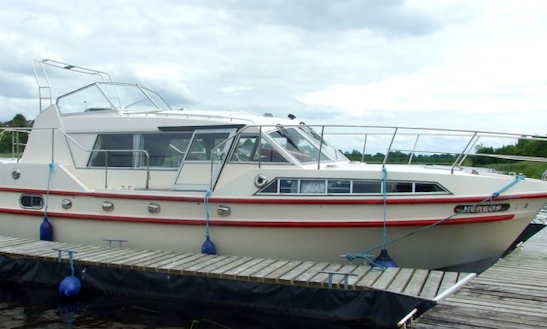 Prima 36 Motor Yacht Chaters In Fermanagh, United Kingdom