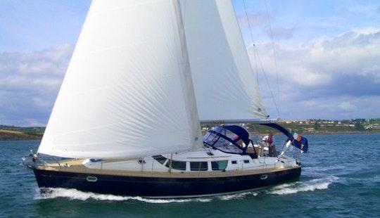Jeanneau 43ds Cruising Monohull Charters In Kinsale, Ireland