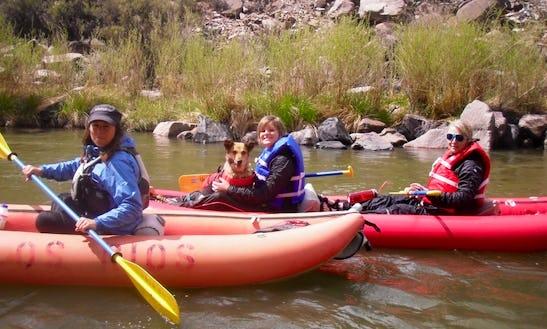 Guided Kayak Trips In Ranchos De Taos