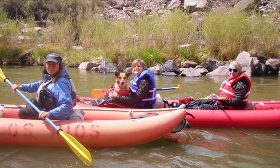 Guided Kayak Trips In Ranchos De Taos