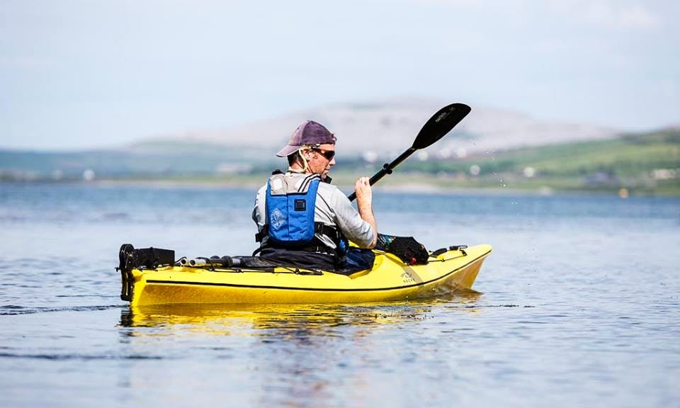 Wild Burren – Ballyvaughan / Galway Bay Kayak Tour