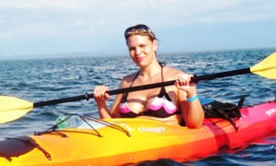 Kayak Rental & Trips In Puntarenas, Costa Rica