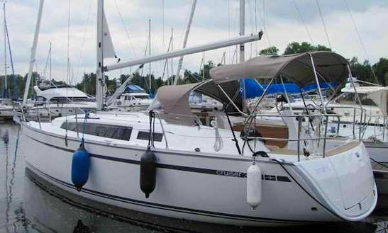 Bavaria 33 Bj Cruising Monohull Charters & Trips In Rechlin, Germany