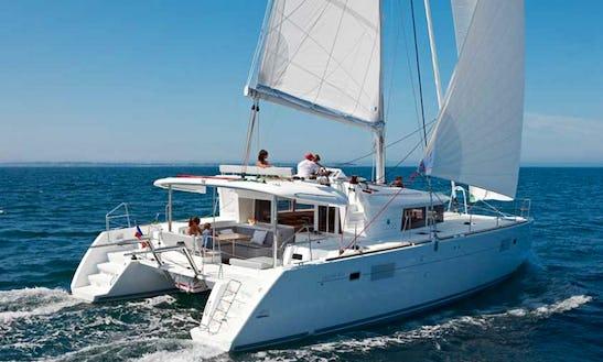 Lagoon 450 Cruising Catamaran