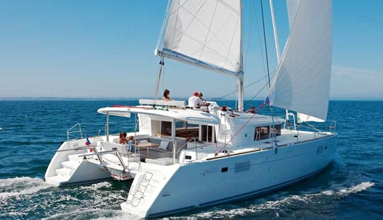 Lagoon 450 Cruising Catamaran