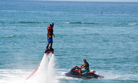 Flyboard Ride In Sitges