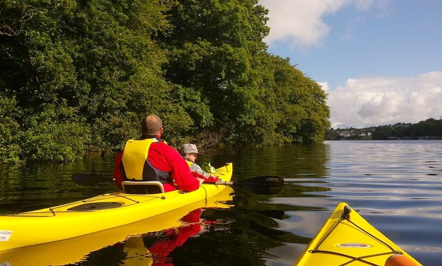 Kayak Tours In Killaloe