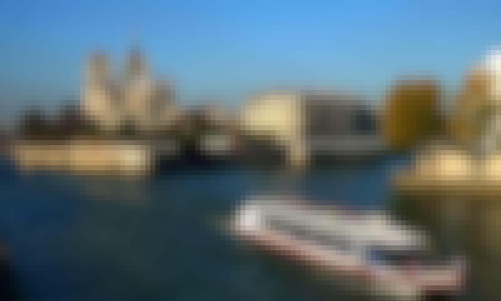 124' Passenger Boat Charter in Paris, France