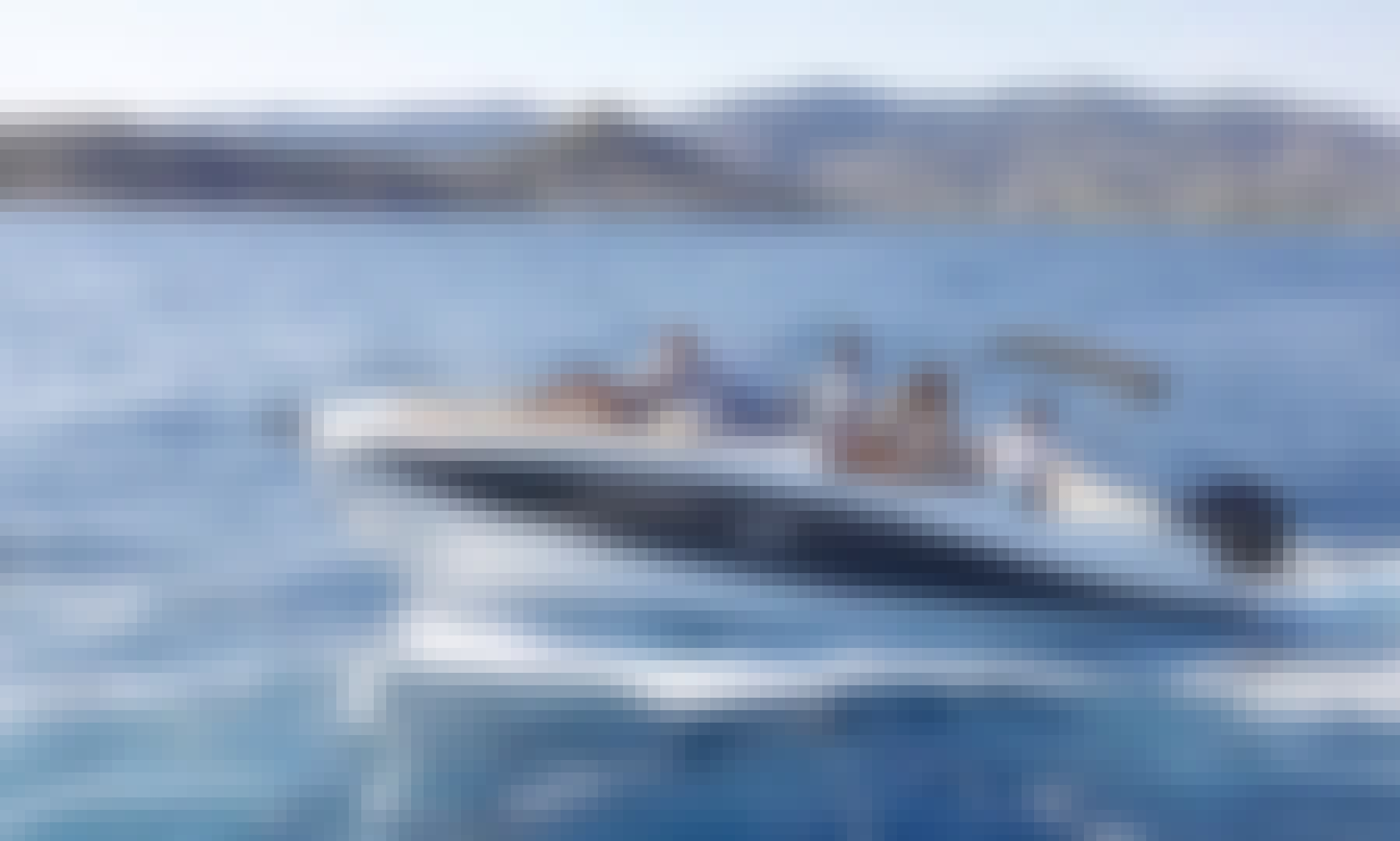 Charter a Quicksilver Activ 755SD in Trogir With Our Without captain