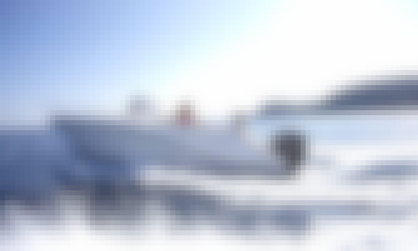 Quicksilver Activ 675 Open Rental in Trogir