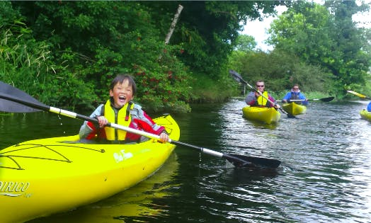 Kayak Rental in Killaloe
