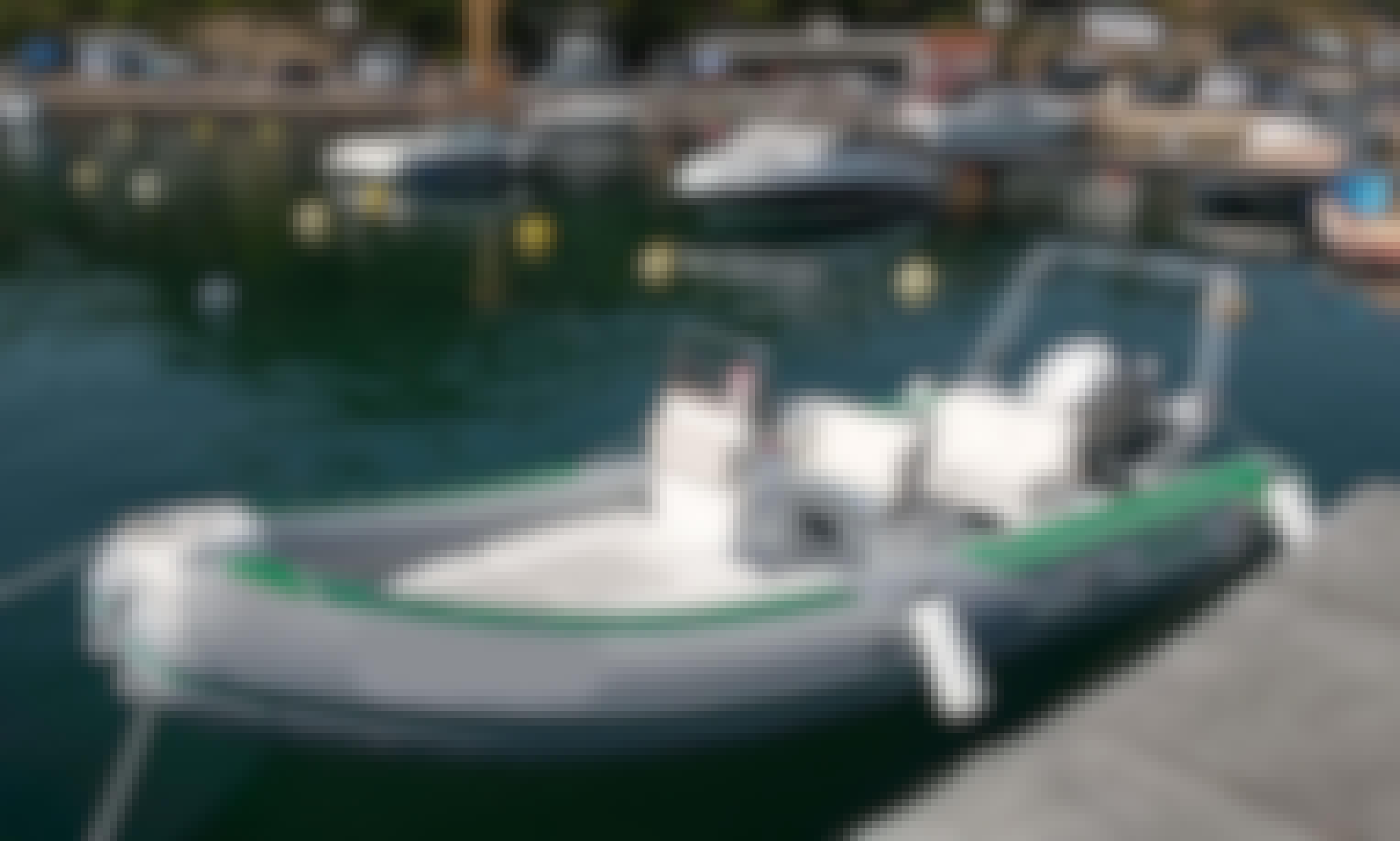 Ready to Rent Lomac 550 Rigid Inflatable Boat for 10 Person in Orebić, Croatia
