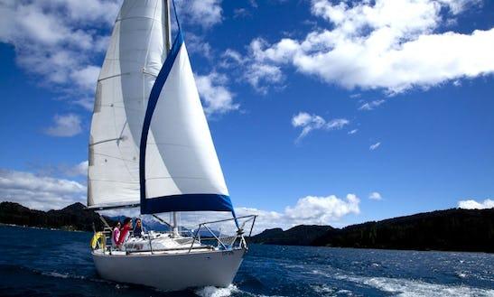 Sailboat Cruise To Puerto Venado