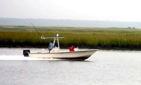 "23' Center Console ""Cut Mullet"" In Isle of Palms, South Carolina"