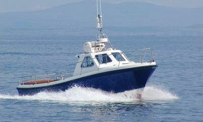 Charter the 33' Lochin Fishing Boat In Donegal