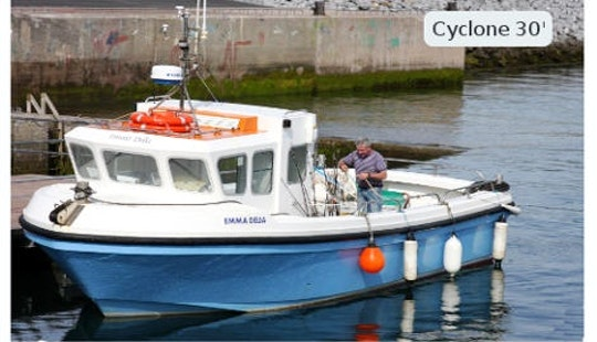 Fishing Charter Trip In Dingle