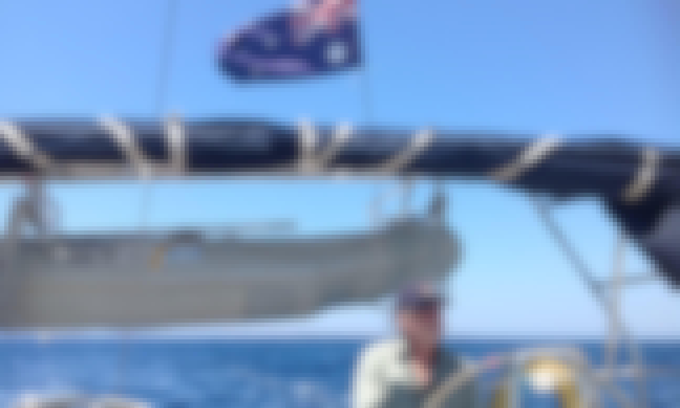 Sailing the Greek Islands on a skippered charter