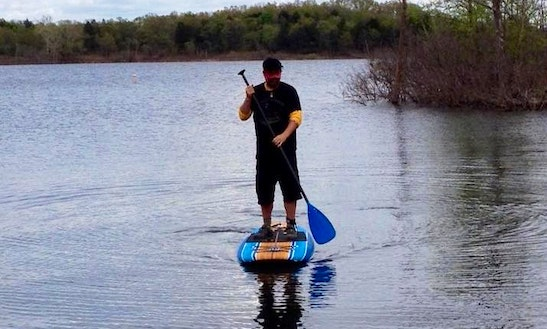 Stand Up Paddleboard Rental At Pomme De Terre State Park