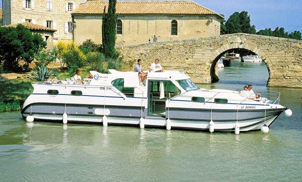 Charter a 44ft 'Confort 1350' Motor Yacht In Évora, Portugal