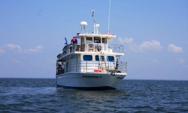Salt Water Fishing Charter In Ocean Springs