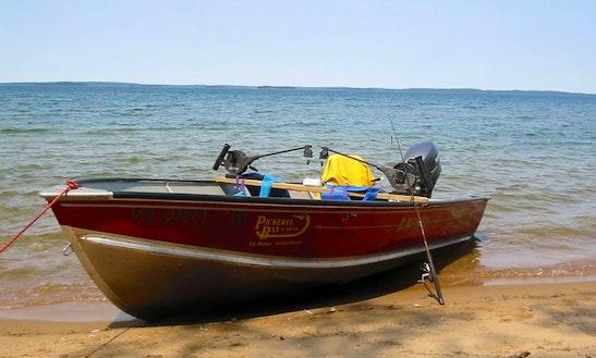 Fishing Trip And Full Lodging In La Ronge