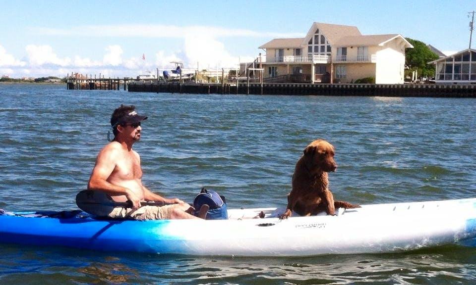 Rent Tandem Kayaks in Morehead
