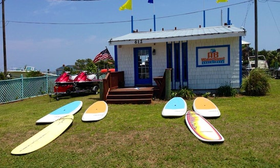 Rent Surfboars In Morehead