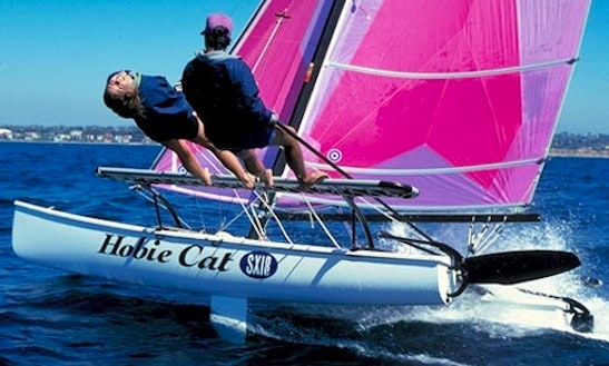 Hire The Hobie Cat 18 In Quiberon