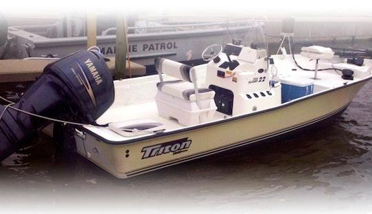 Guided Inshore Fishing Trip In Biloxi