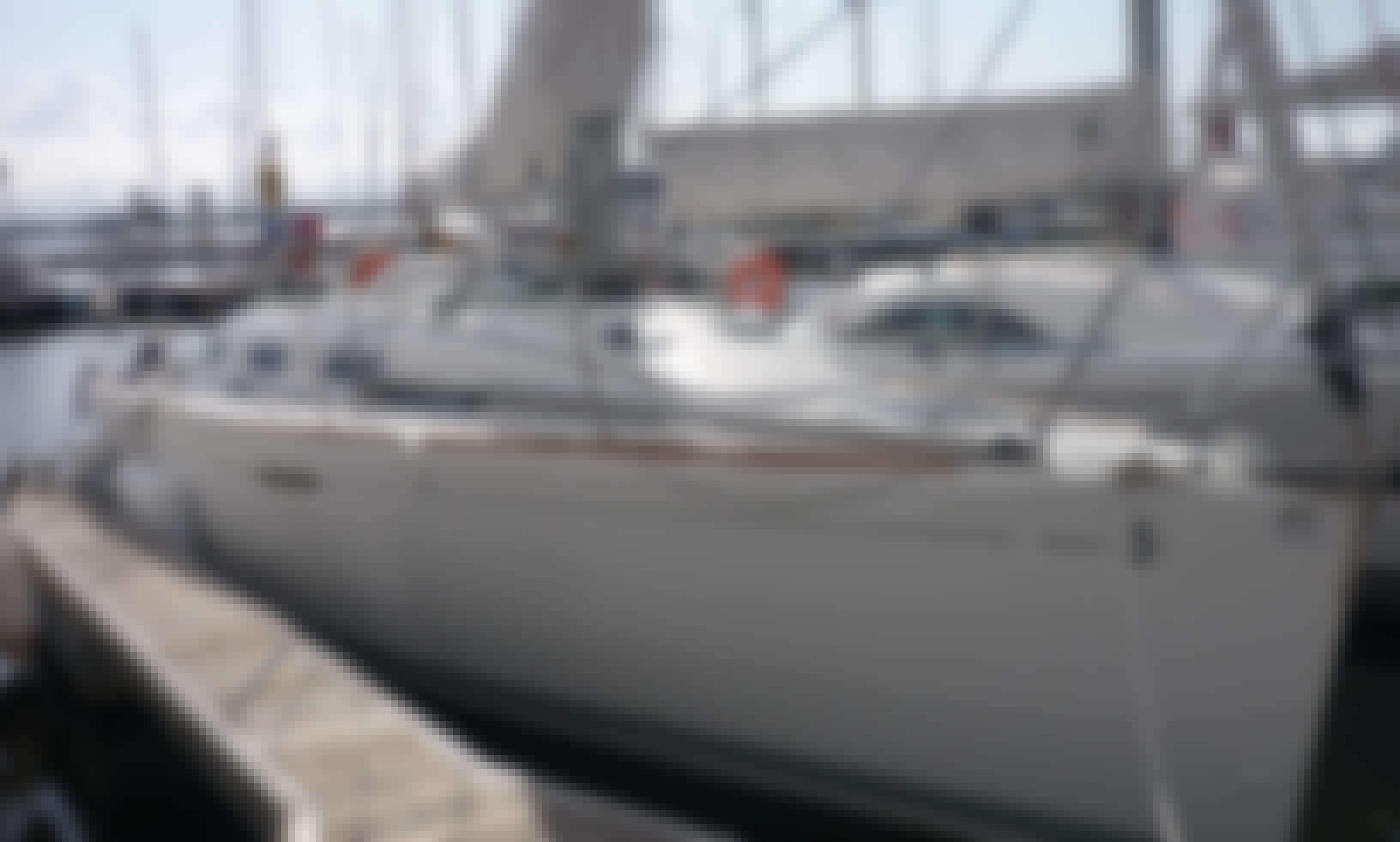 First 36.7' Cruising Monohull Rental & Trips in Larmor-Plage, France