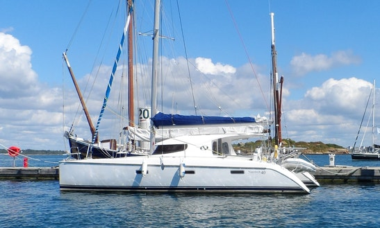 Nautitech 40 Cruising Catamaran Rental & Trips In Larmor-plage, France